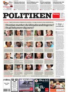 2009-12-07.Politiken, Denmark
