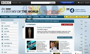 2010-01-18. A History Of The World in 100 Objects