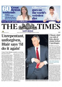 2010-01-30. The Times, UK