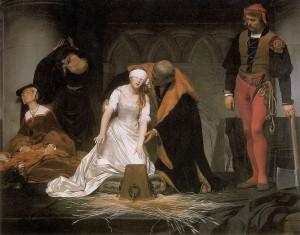 2010-02-23. Delaroche. Lady Jane Grey