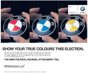 2010-04-01. BMW April Fool ads