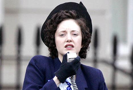 2009-03-24. Margaret Thatcher, by Andrea Riseborough