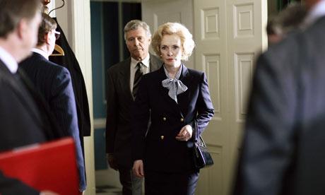 2010-05-19. Margaret Thatcher, by Lindsey Duncan