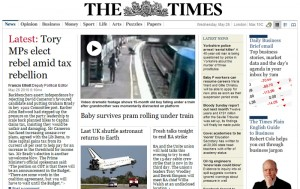 2010-05-26. The Times payment site