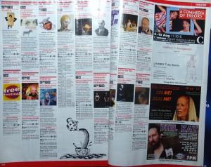 2010-07-16. Edinburgh Fringe 2010