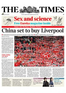 2010-08-05. UK The Times