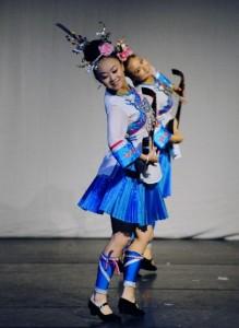 2010-08-18.Guizhou Ethnic Arts Ensemble at Edinburgh Fringe