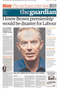 2010-09-01.UK The Guardian, Tony Blair The Journey
