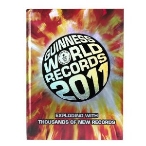 2010-10-05. Guiness World Records 2011