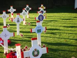 2010-11-10. Edinburgh Remembrance Day