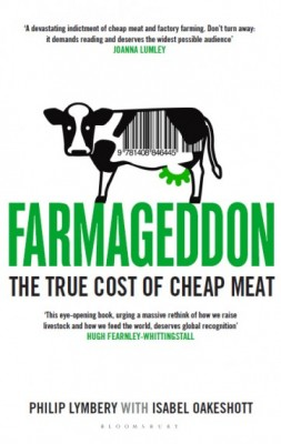 书名:《农场末日》(Farmageddon) 作者:菲利普•林伯里(Philip Lymbery)、伊莎贝尔•奥克肖特(Isabel Oakeshott) 出版社:Bloomsbury 出版日期:2014年1月