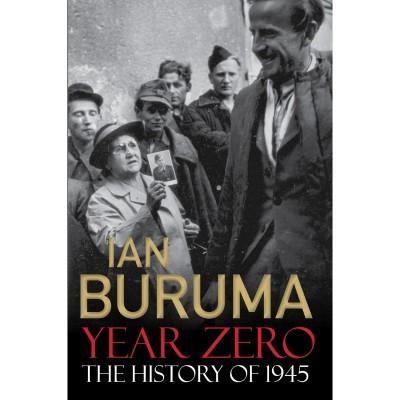 书名:《战后零年》(Year Zero) 作者:伊恩•布鲁玛(Ian Buruma) 出版社:Atlantic Books 出版时间:2013年10月
