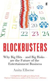 书名:《大片经济》(Blockbusters) 作者:阿妮塔•艾尔伯斯(Anita Elberse) 出版社:Faber & Faber 出版时间:2014年1月