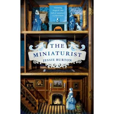 书名:《微缩屋工匠》(The Miniaturist) 作者:杰茜•伯顿(Jessie Burton) 出版社:皮卡多(Picador) 出版时间:2014年7月