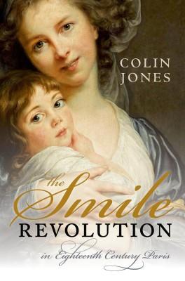 书名:《微笑革命》(The Smile Revolution) 作者:柯林•琼斯 (Colin Jones) 出版社:牛津大学出版社 出版时间:2014年9月