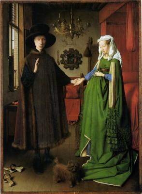 The Arnolfini Wedding