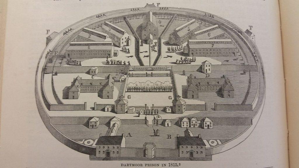 达特穆尔监狱 HM_Dartmoor_Prison,图片来自Wikimedia