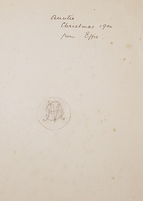 Elizabeth von Arnim, Elizabeth and Her German Garden, 1901 edition