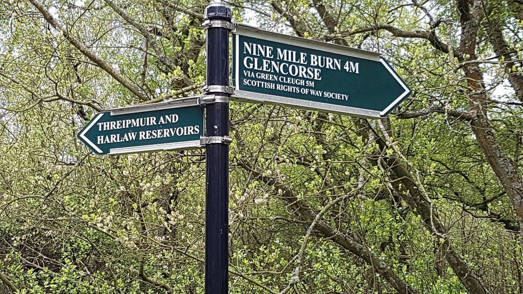 郊外步行者在苏格兰享有更广泛的权利